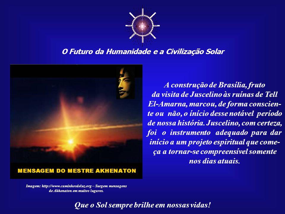 ☼ A construção de Brasília, fruto
