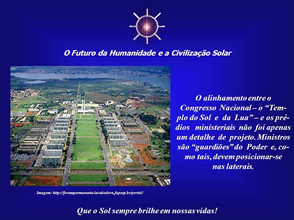 ☼ O Futuro da Humanidade e a Civilização Solar. O alinhamento entre o.