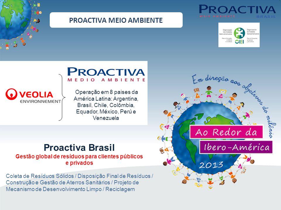 Proactiva Brasil PROACTIVA MEIO AMBIENTE