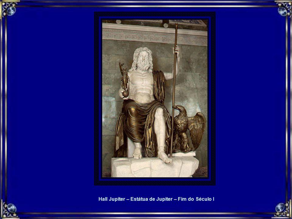 Hall Jupiter – Estátua de Jupiter – Fim do Século I