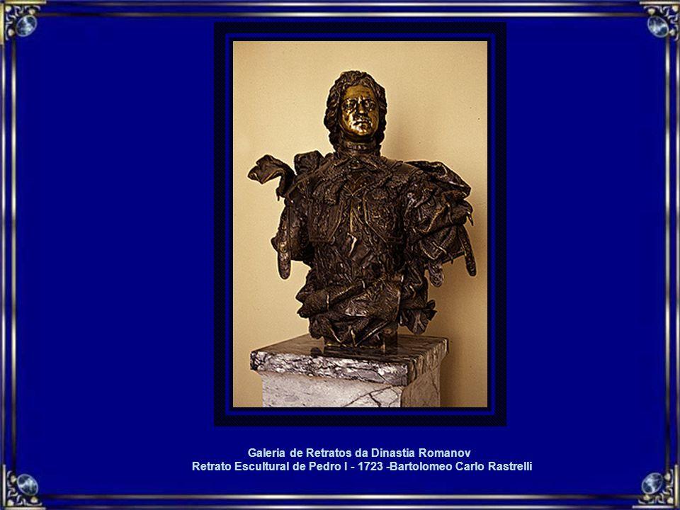 Galeria de Retratos da Dinastia Romanov