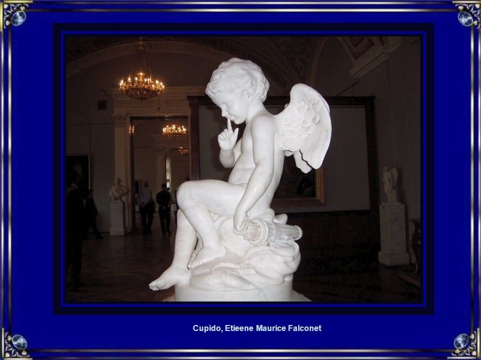 Cupido, Etieene Maurice Falconet