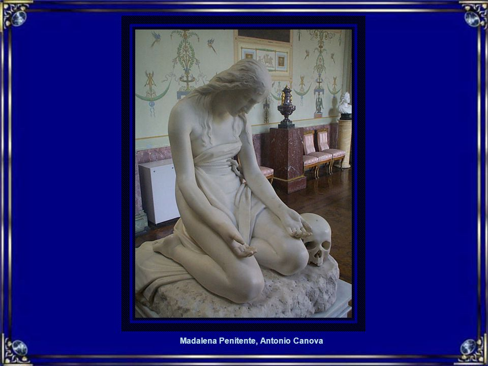 Madalena Penitente, Antonio Canova