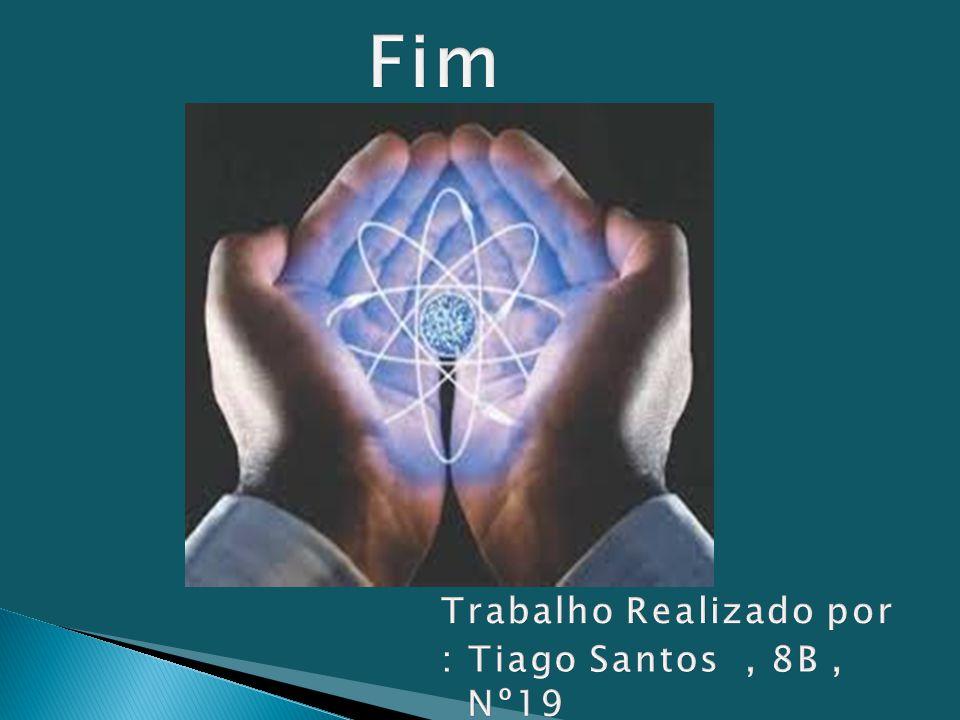 Fim Trabalho Realizado por : Tiago Santos , 8B , Nº19