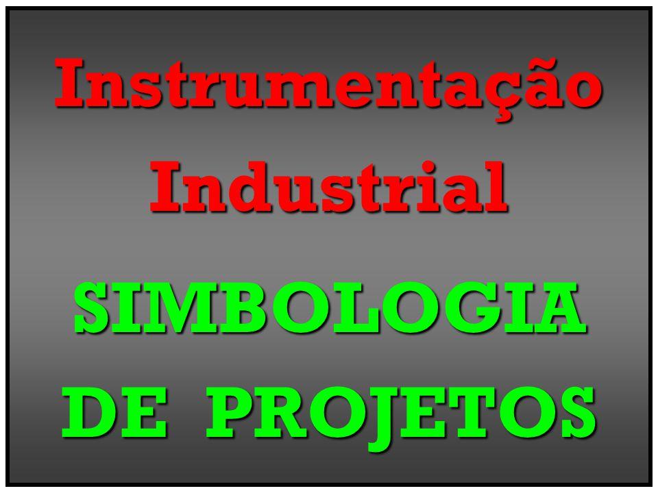 Industrial SIMBOLOGIA DE PROJETOS