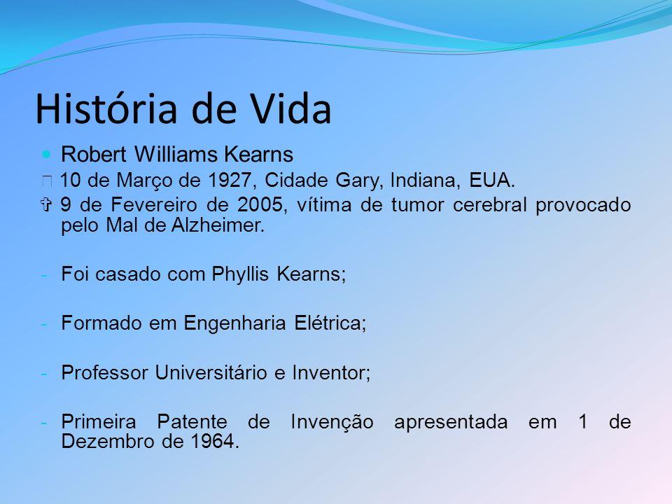 História de Vida Robert Williams Kearns