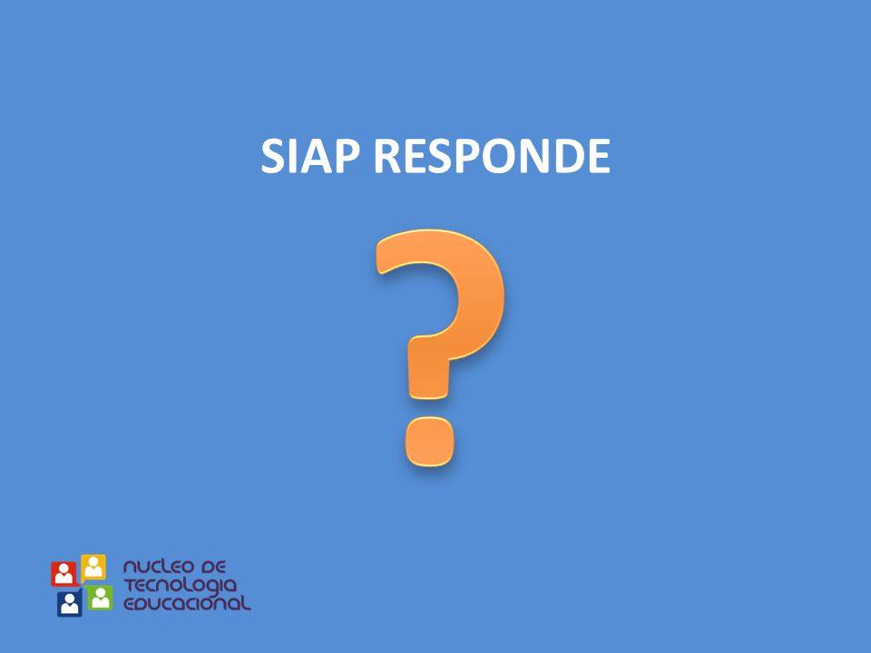 SIAP RESPONDE