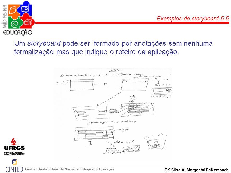 Exemplos de storyboard 5-5