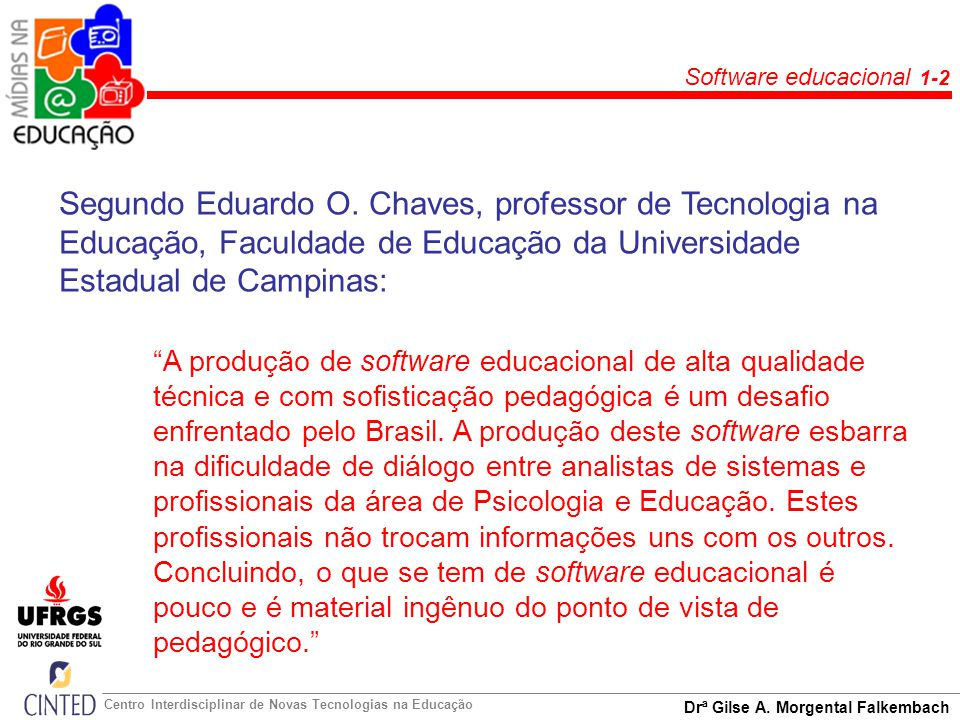 Software educacional 1-2