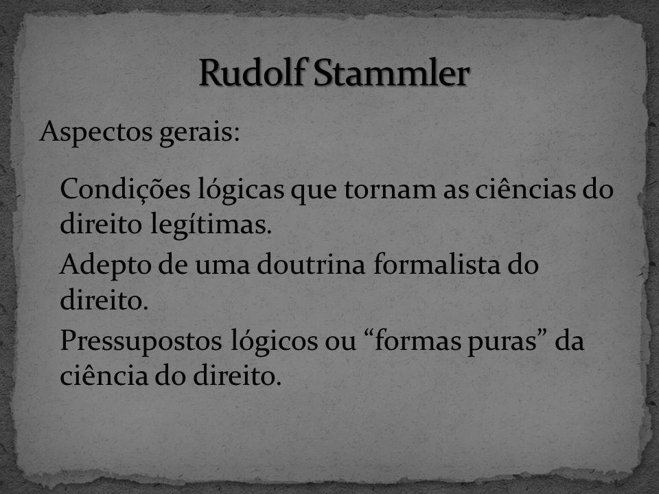 Rudolf Stammler
