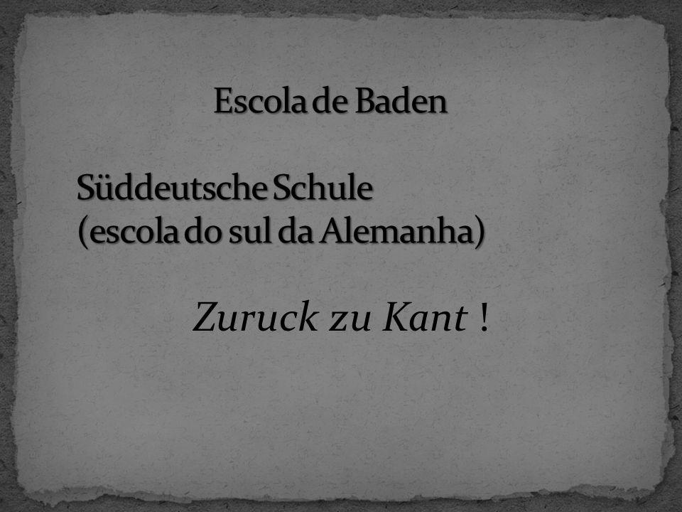 Escola de Baden Süddeutsche Schule (escola do sul da Alemanha)