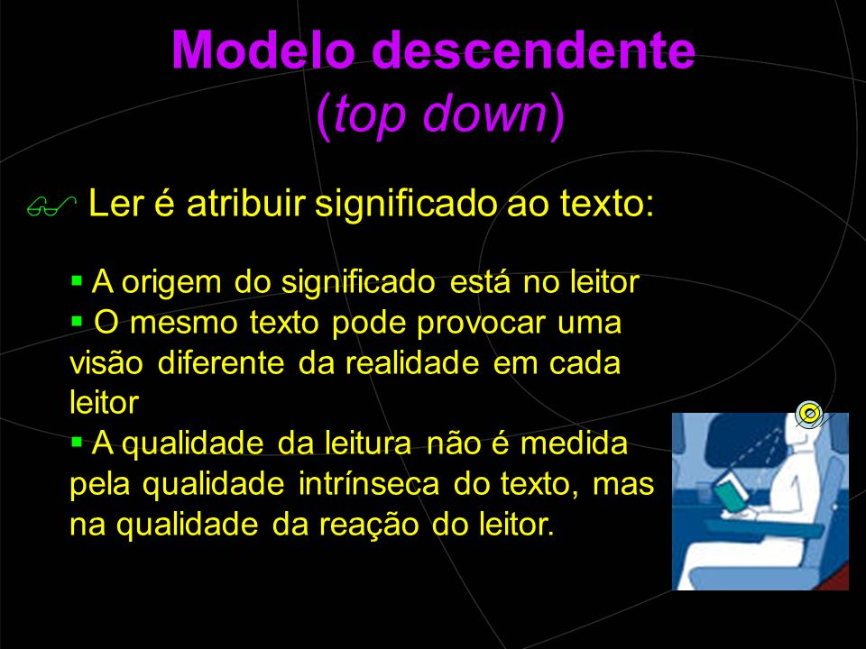 Modelo descendente (top down)