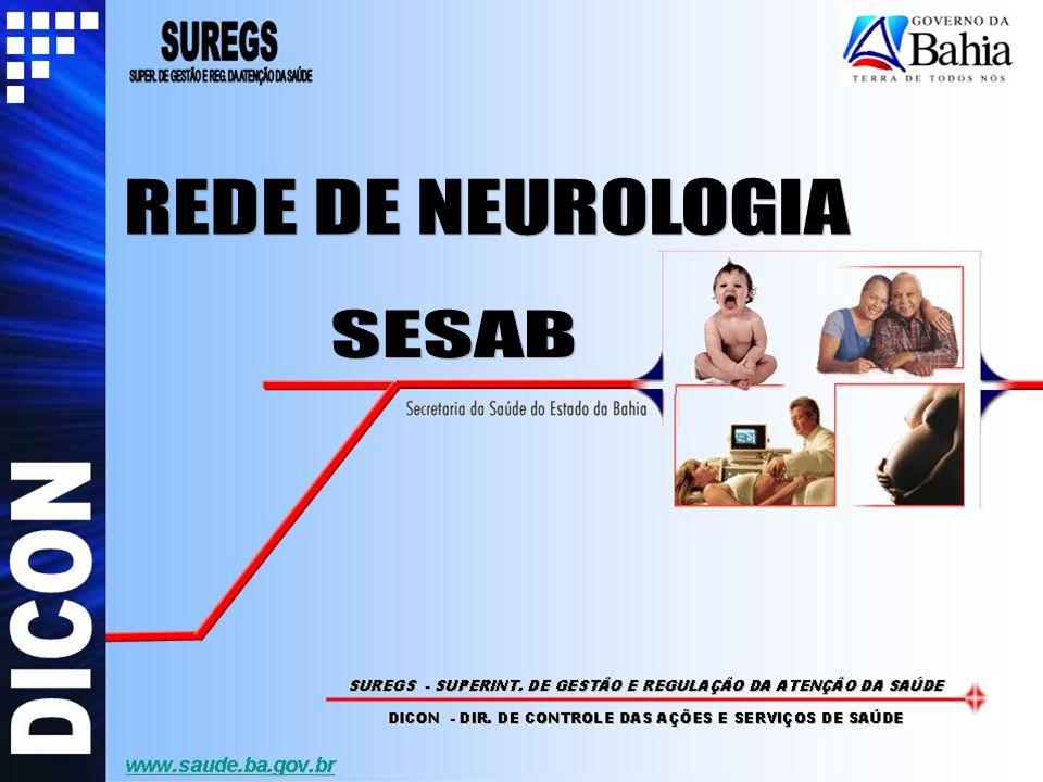 REDE DE NEUROLOGIA SESAB