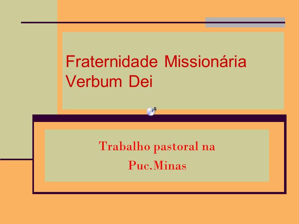 Fraternidade Missionária Verbum Dei