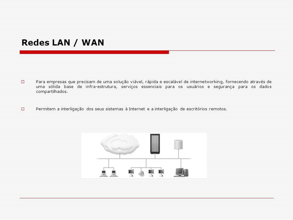 Redes LAN / WAN