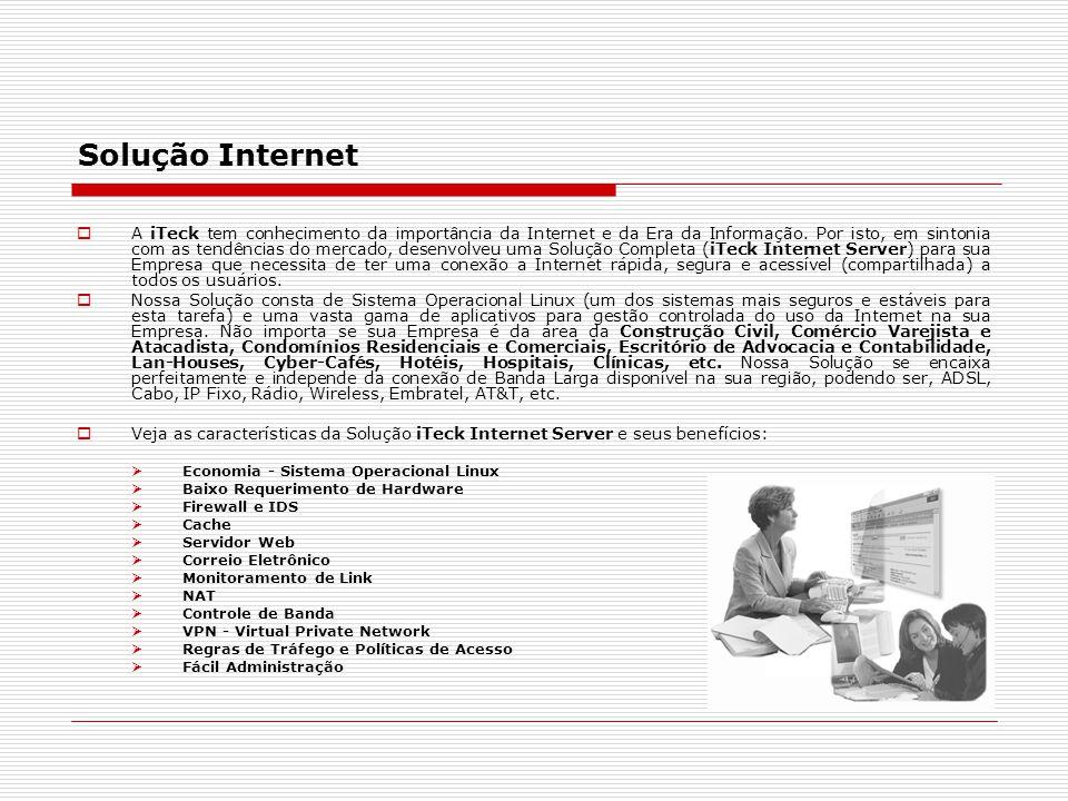 Solução Internet