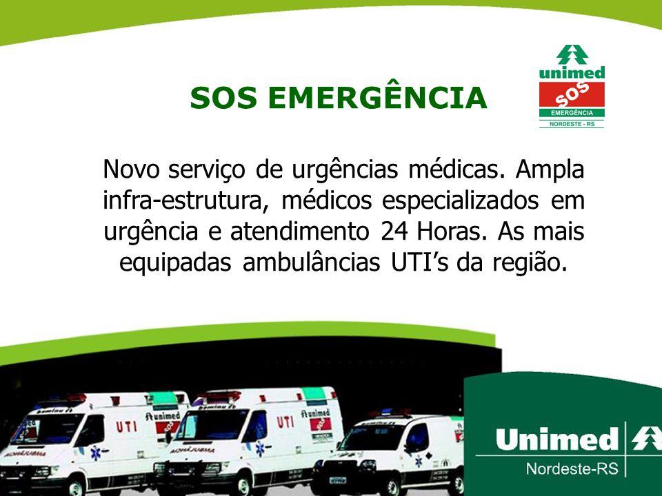 SOS EMERGÊNCIA