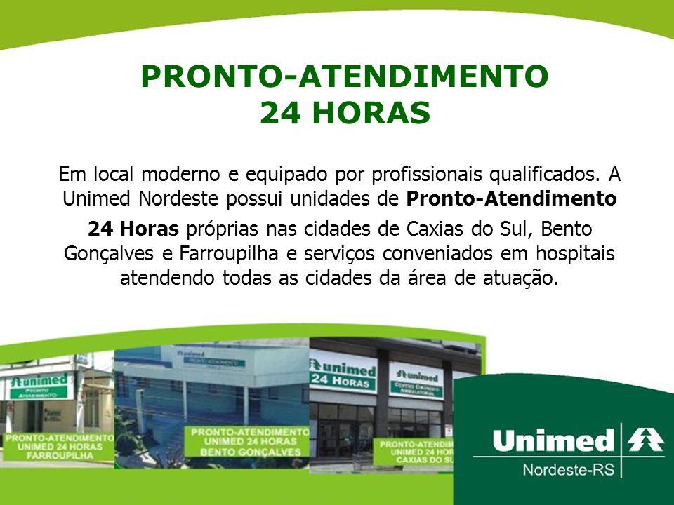 PRONTO-ATENDIMENTO 24 HORAS