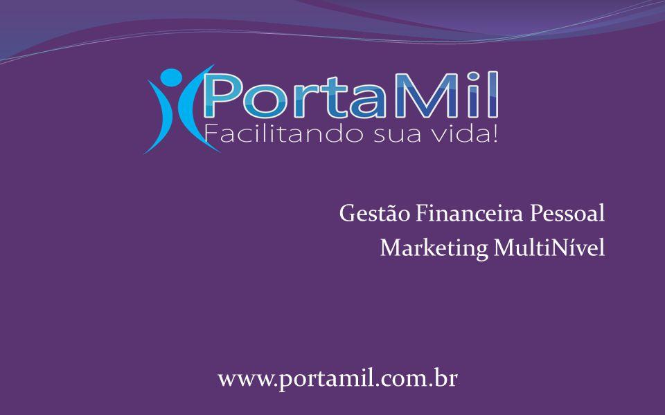 Gestão Financeira Pessoal Marketing MultiNível