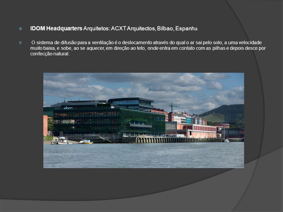 IDOM Headquarters Arquitetos: ACXT Arquitectos, Bilbao, Espanha