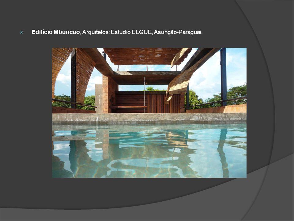 Edifício Mburicao, Arquitetos: Estudio ELGUE, Asunção-Paraguai.