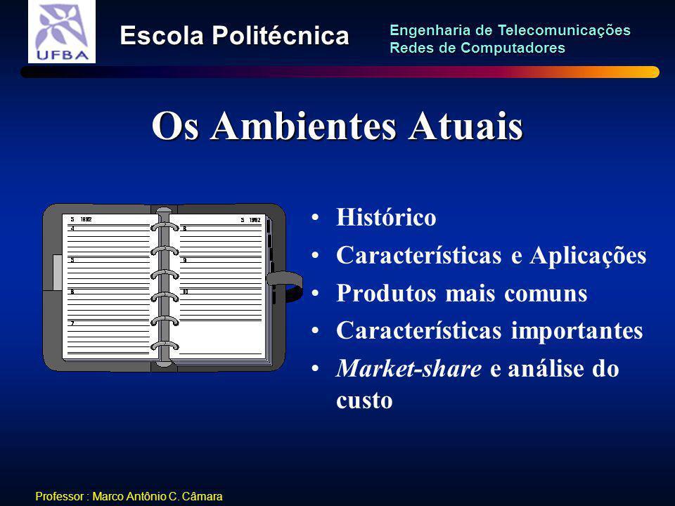Os Ambientes Atuais Histórico Características e Aplicações