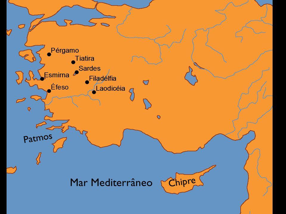Patmos Mar Mediterrâneo Chipre