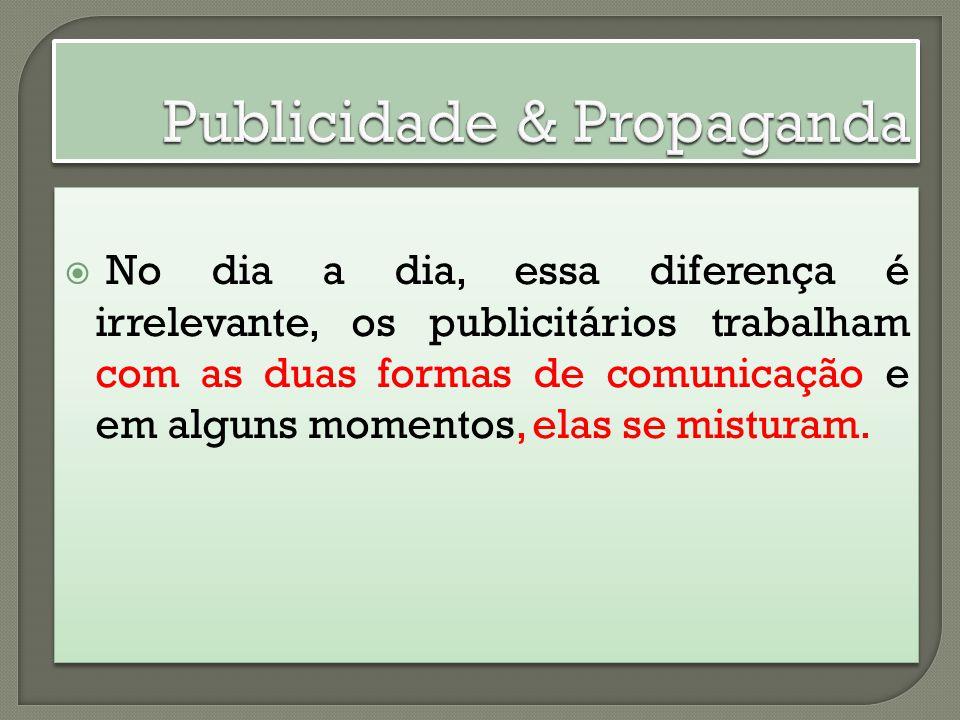 Publicidade & Propaganda