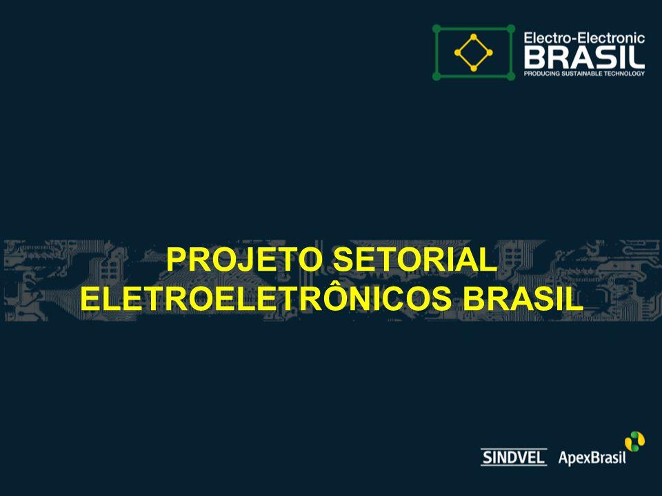 PROJETO SETORIAL ELETROELETRÔNICOS BRASIL