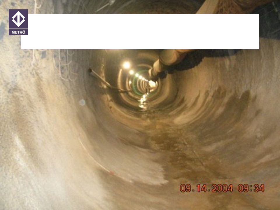 Túnel entre Carlos Petit e Chácara Klabin