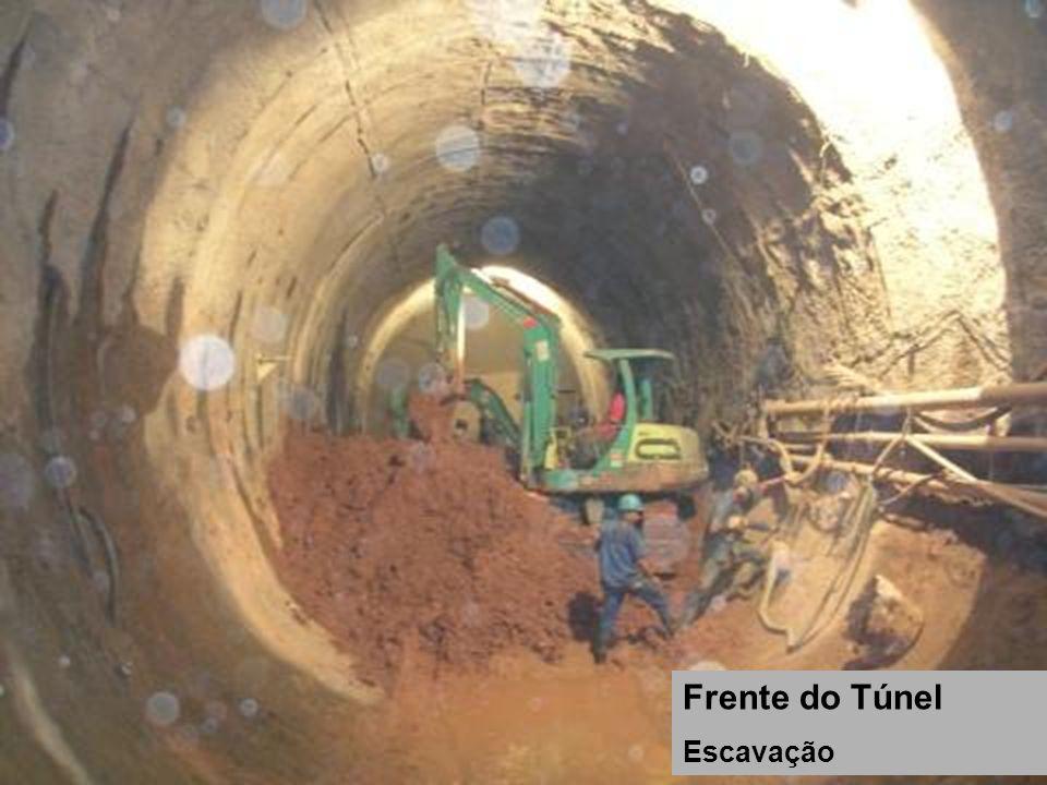 Foto Via 1 Frente do Túnel Escavação Via 1 Recife 21/jun/2005