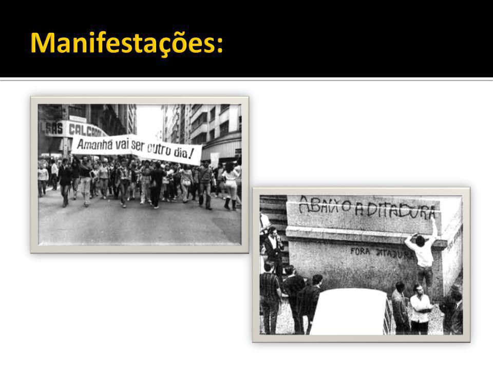 Manifestações: