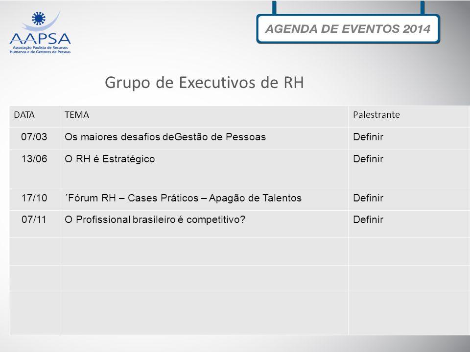 Grupo de Executivos de RH