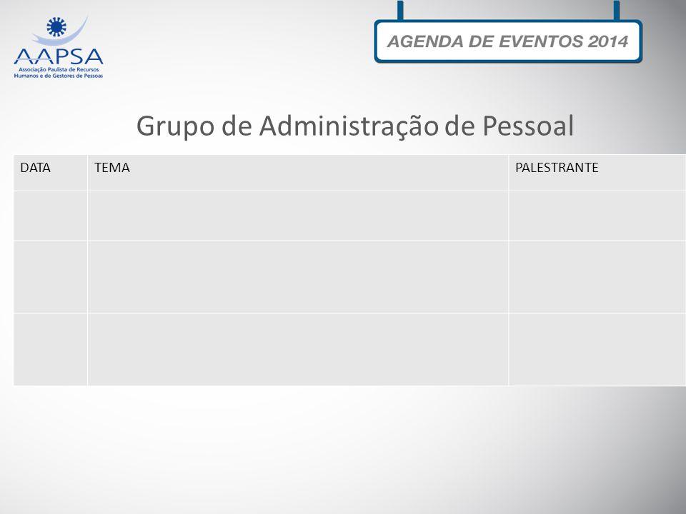 Grupo de Administração de Pessoal