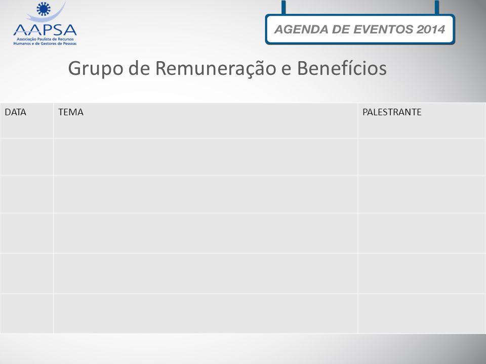 Grupo de Remuneração e Benefícios