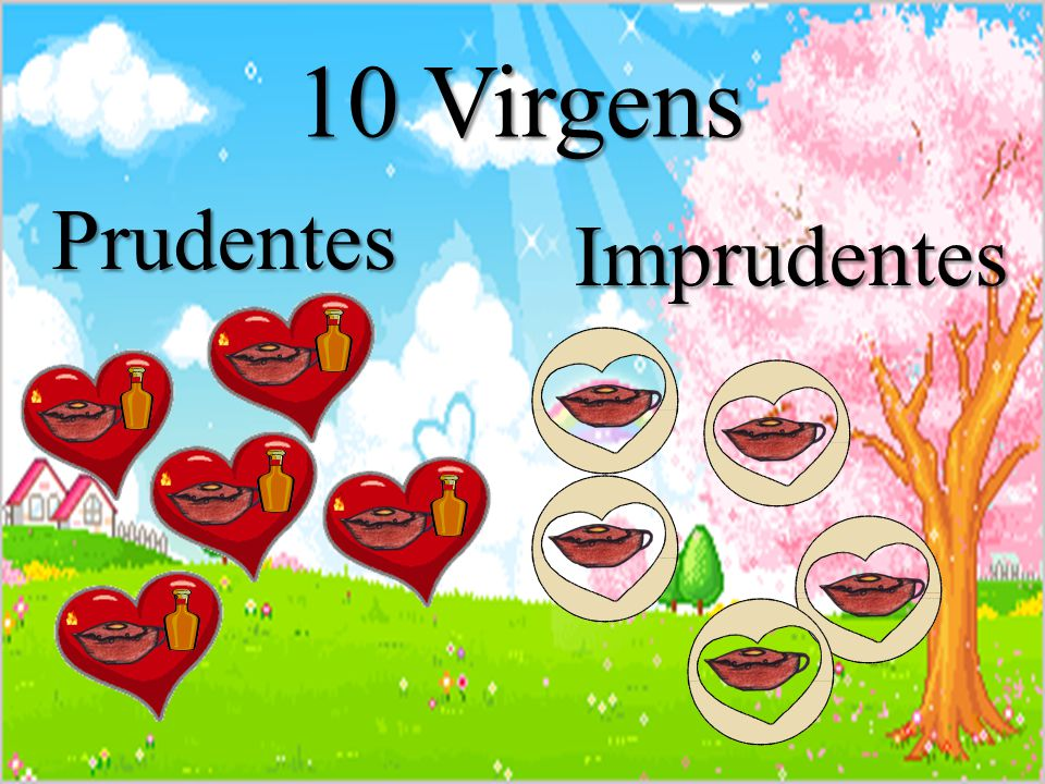 10 Virgens Prudentes Imprudentes
