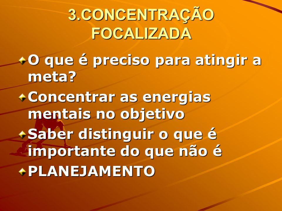 3.CONCENTRAÇÃO FOCALIZADA
