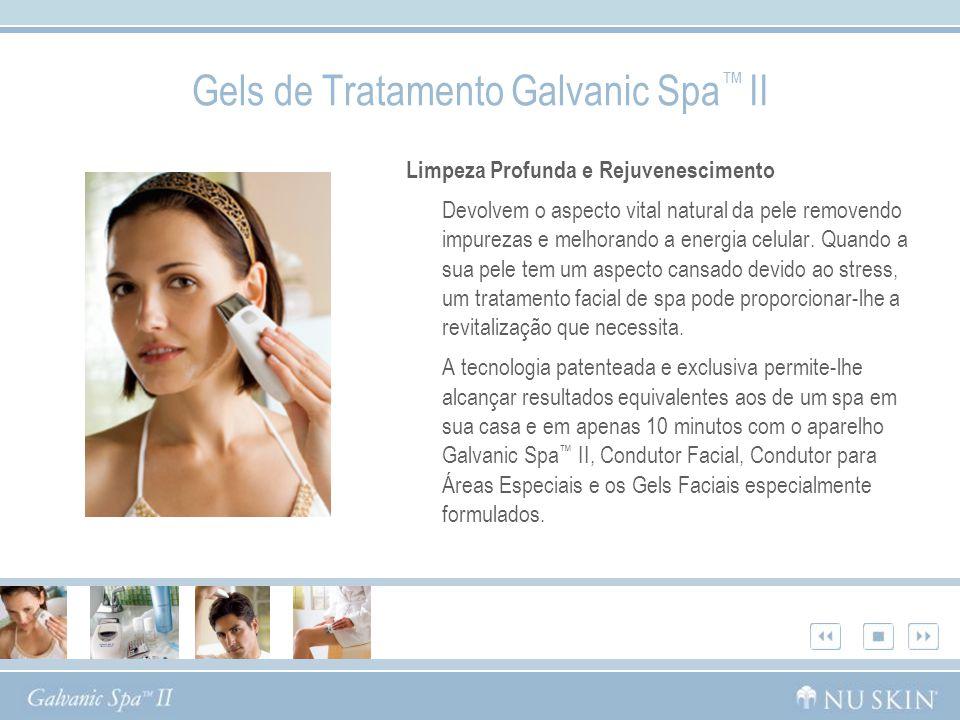 Gels de Tratamento Galvanic Spa™ II