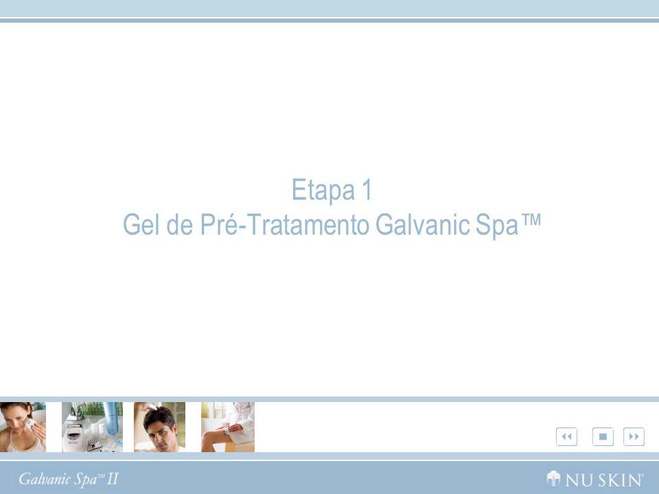 Etapa 1 Gel de Pré-Tratamento Galvanic Spa™