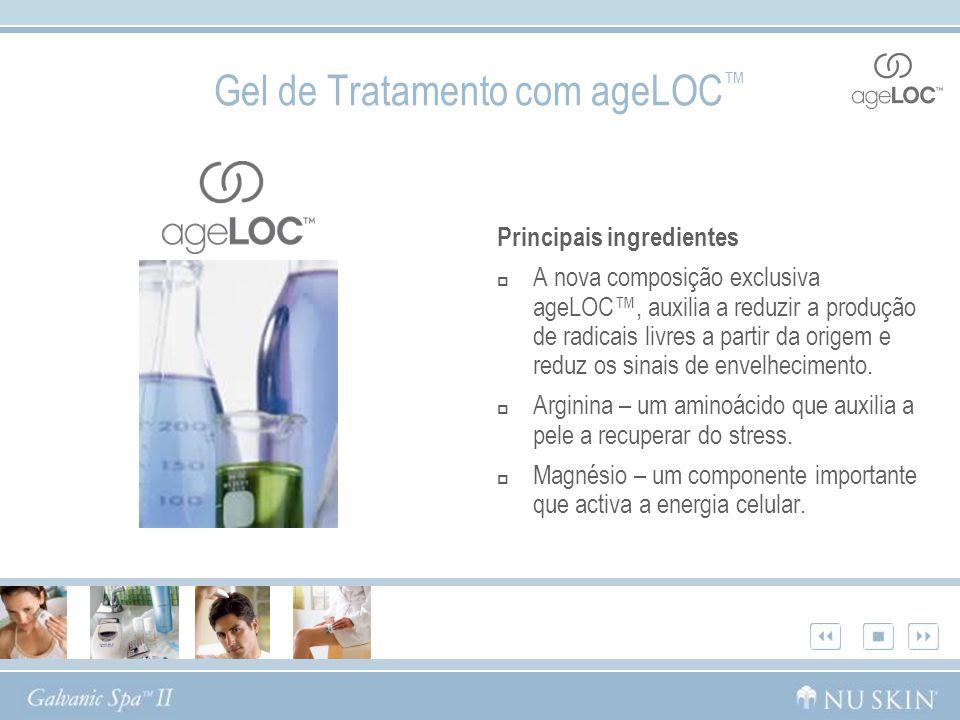 Gel de Tratamento com ageLOC™