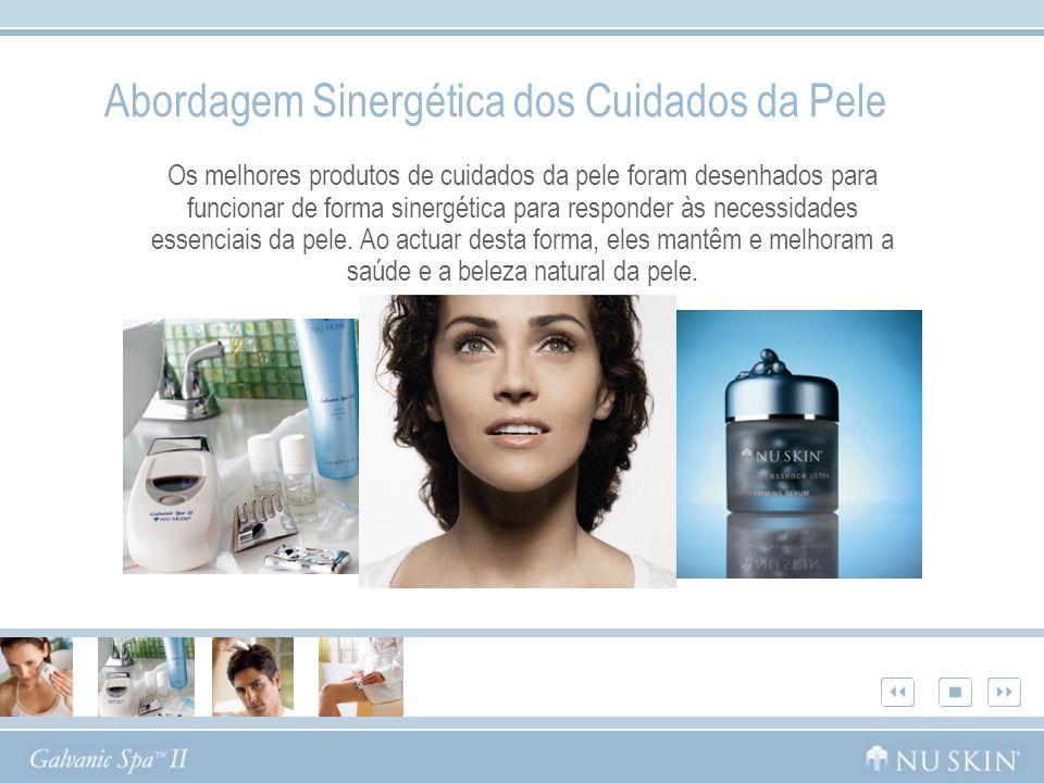 Abordagem Sinergética dos Cuidados da Pele