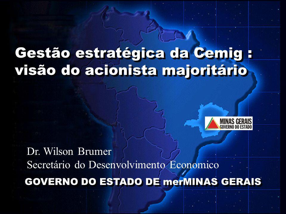 GOVERNO DO ESTADO DE merMINAS GERAIS