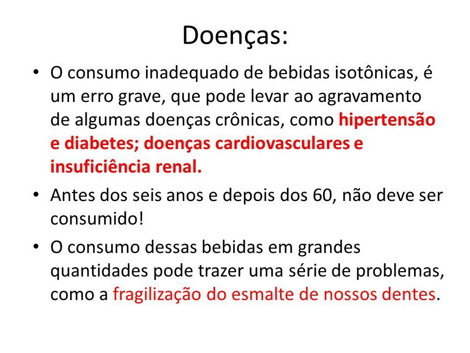 Doenças: