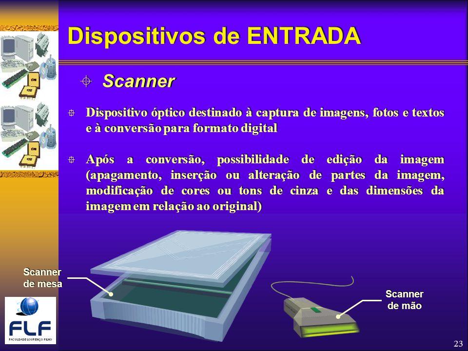 Dispositivos de ENTRADA