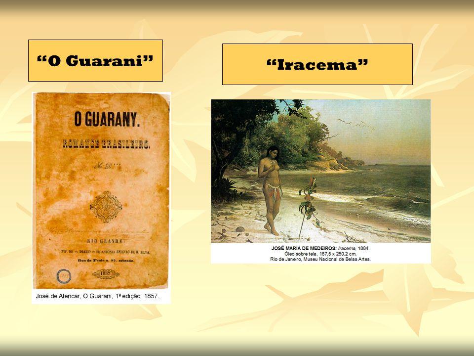 O Guarani Iracema
