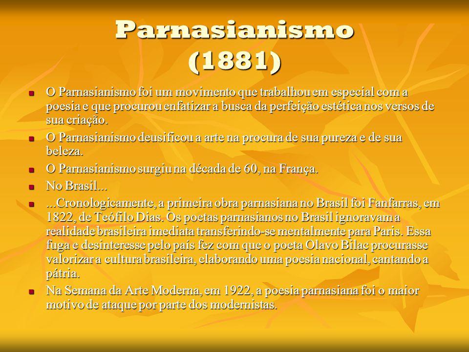 Parnasianismo (1881)