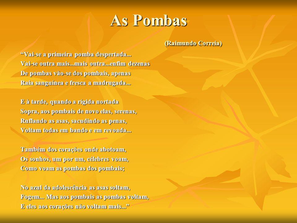 As Pombas (Raimundo Correia)