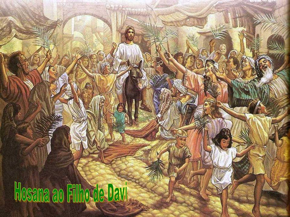 Hosana ao Filho de Davi