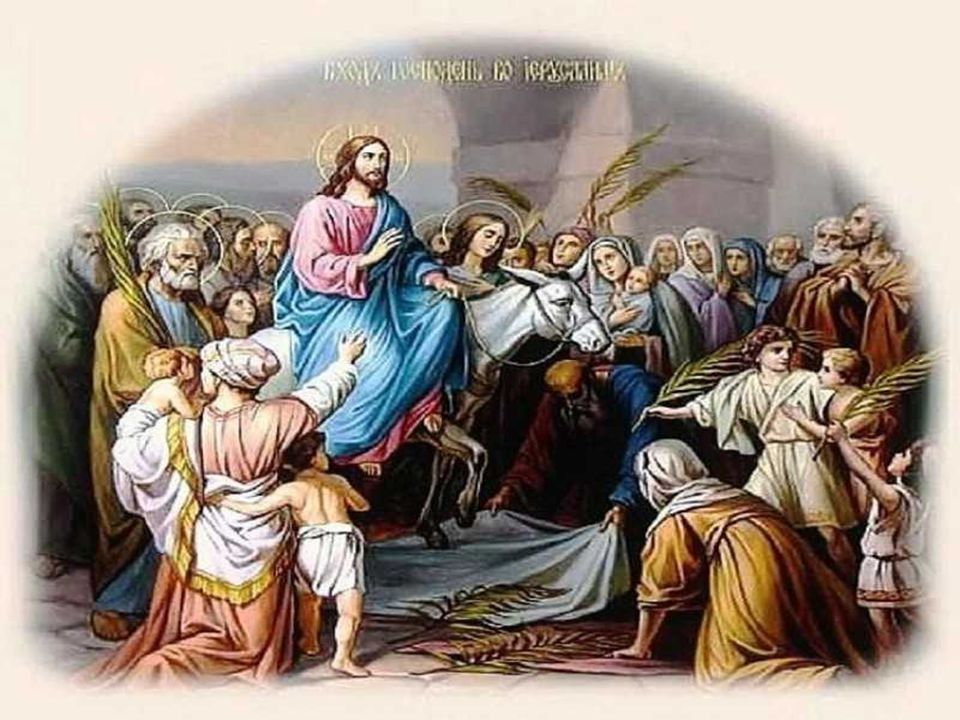 - Assim esta Semana será realmente santa e a PÁSCOA acontecerá em nós.