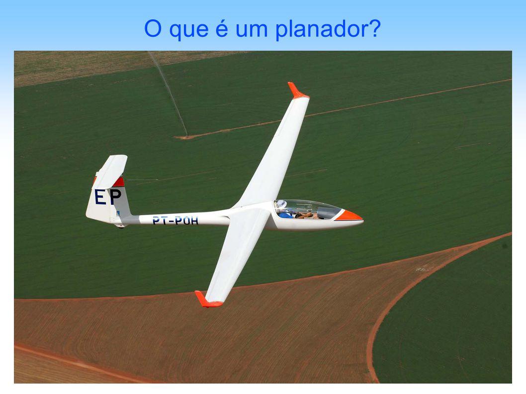 O que é um planador
